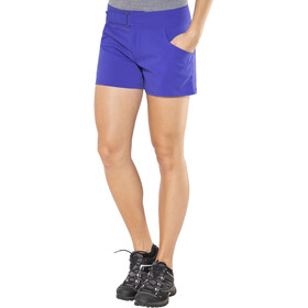 Haglöfs Amfibie II Shorts Damen purple rush